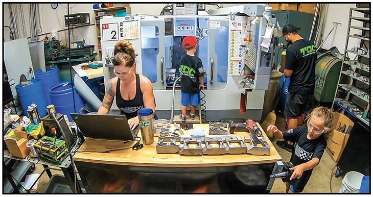 GEARING UP FOR MANUFACTURING – TDC | cnc-west com